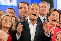 Выборы в Польше обошлись без сюрпризов