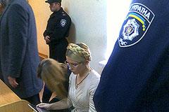 Тимошенко приговорили