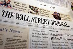 Dow Jones вышла в тираж