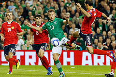 Евро-2012: Ирландии вернули долг?