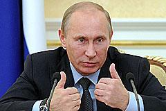 Владимир Путин поговорит с телевидением