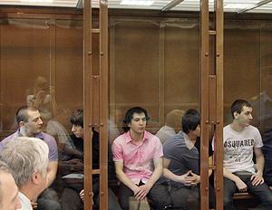 Дело Свиридова: слово прокурора