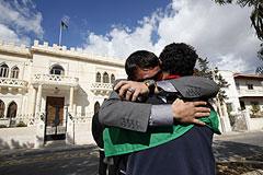 Последнее слово Каддафи