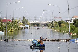 Наводнение в Таиланде: россиян предупредили