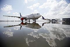 Бангкок уходит под воду