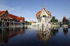 Бангкок: хроники наводнения