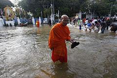 Бангкок эвакуируется