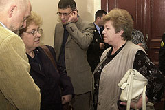 По делу Старовойтовой допросили помощника