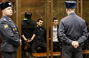 Убийца Свиридова обжаловал приговор