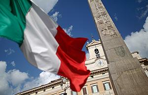 ЕЦБ спасает Италию