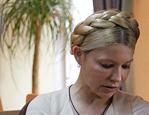 Дело Тимошенко дошло до налоговиков