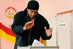 Южная Осетия: выборы и референдум