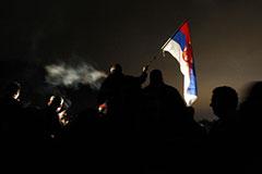 Косовские сербы хотят независимости