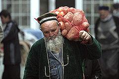 Калособрухус между Россией и Таджикистаном