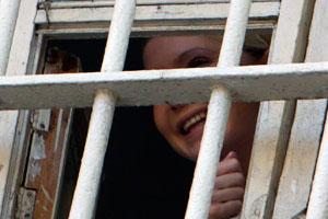 Тимошенко покажут врачам