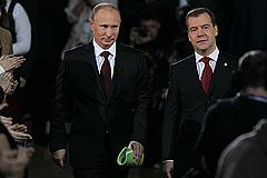 """""""Единороссы"""" определились с  Путиным"""