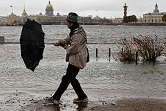 Закрытие дамбы спасло от наводнения