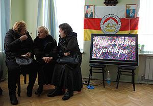 Выборы в Южной Осетии: 25 марта