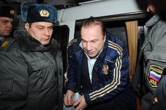 Батурина арестовали