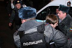 Полиция выдала рекомендации оппозиции