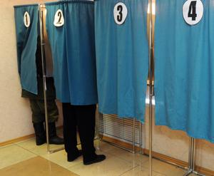 Украину ждут перевыборы в пяти округах