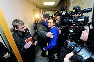 Яшину и Навальному дали по 15 суток