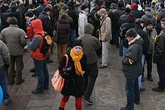 Митинг перенесен на Болотную