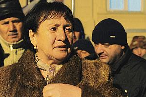 Джиоева отказалась от инаугурации