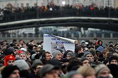 Москва митингует. Хроника