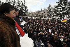 Южная Осетия: соглашению быть
