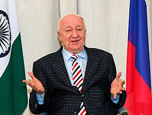 """""""Россия и Индия будут вместе при любой погоде"""""""