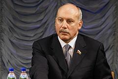 Губернатор Мезенцев собрался в президенты