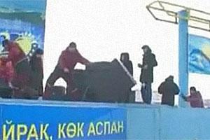 Беспорядки в Казахстане