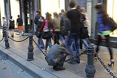 Уличная преступность и алкоголизация