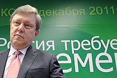 """Явлинский от """"Яблока"""""""