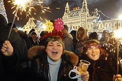 Каким будет Новый год в Москве?