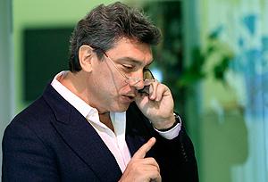 Немцов подал заявление