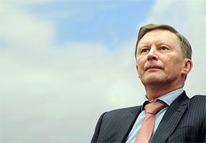 Иванов переходит в Кремль