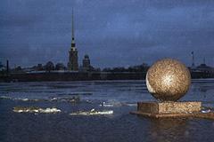 Петербург: прогноз на наводнение