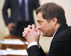Сурков стал вице-премьером
