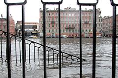 Петербург спасли от наводнения