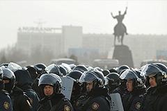 Жанаозен: беспорядки докатились до полиции