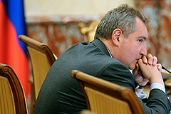 Рогозин взялся за космос