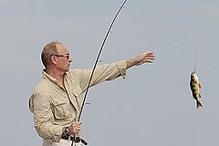 Путин обратился к рыболовам