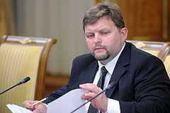 Депутаты не хотят доверять Белых
