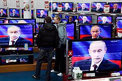 Путин на дебаты не пойдет