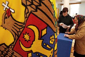 Выборы в Молдавии оказались недействительными