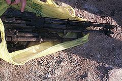 Оружие на свалке