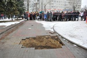 Трагедия в Брянске: первый обвиняемый
