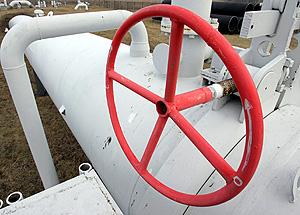 Вопросе о газе не исключает суда